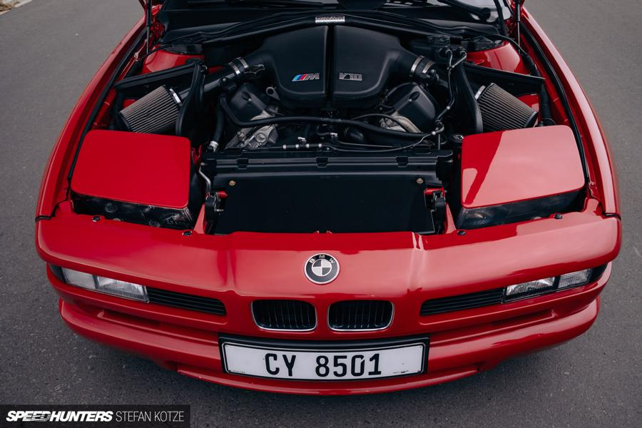 M8 BMW 850ci E31 V10 engine Restomod Swap 19 Tip: These are popular tuning cars for beginners!
