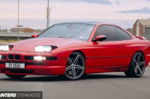 M8 BMW 850ci E31 V10 engine Restomod Swap Head 310x205 The ultimate M8! BMW 850ci (E31) with V10 engine!