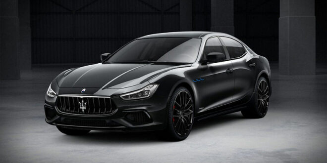 2021 Maserati Sportivo Special Edition Ghibli and Levante!