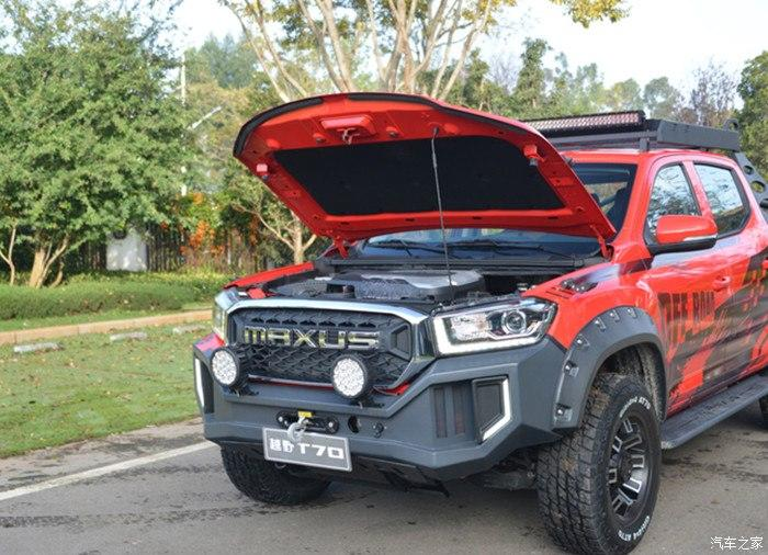 Maxus T70 Chase Edition mit Offroad Tuning 5 Maxus T70 Chase Edition mit Offroad Tuning fürs Grobe!