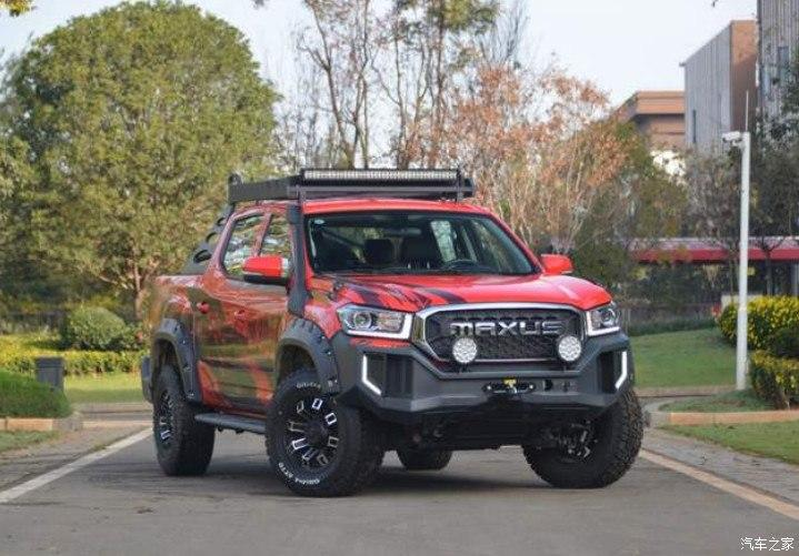 Maxus T70 Chase Edition mit Offroad Tuning 9 Maxus T70 Chase Edition mit Offroad Tuning fürs Grobe!