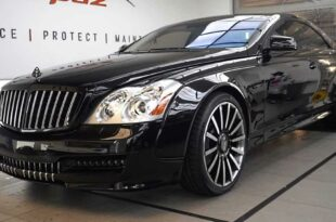 Maybach 57S Coupe Xenatec color change Tuning Forgiato Header 310x205 Maybach 57S Coupé from Xenatec gets color change!