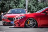 Mazda 6 Airrde Tuning Slammed 6 155x103 Red Mazda Tuning pair with proper lowering!