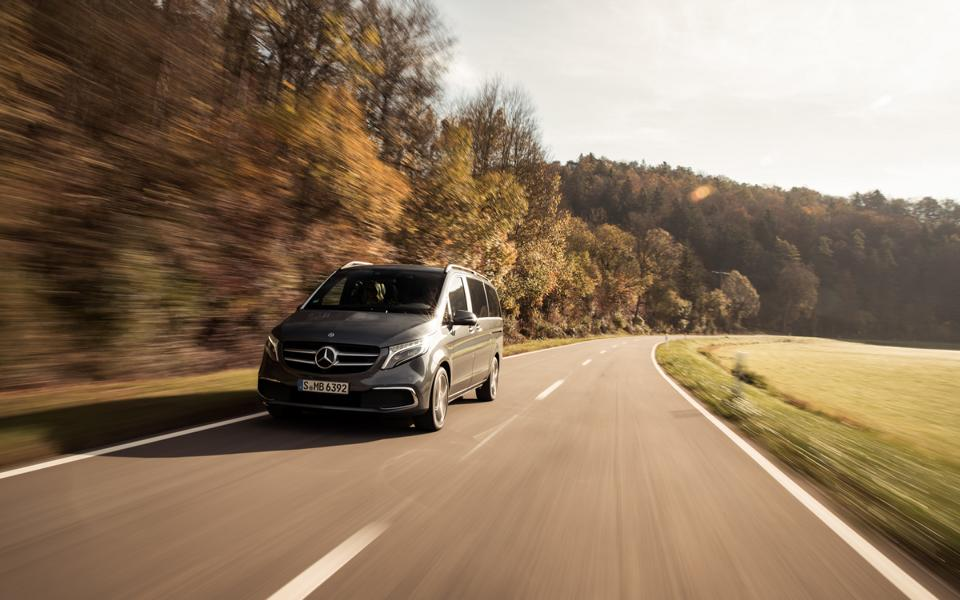 Mercedes Benz Marco Polo Family Camping 9 Mercedes Benz Vans: First outlook on the motorhome year 2021