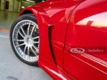 Mercedes CLK DTM AMG Cabriolet Fire Opal Red 1 155x116 for sale: Mercedes CLK DTM AMG Cabriolet in fire red!