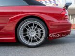 Mercedes CLK DTM AMG Cabriolet Fire Opal Red 37 155x116 for sale: Mercedes CLK DTM AMG Cabriolet in fire red!