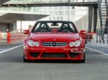 Mercedes CLK DTM AMG Cabriolet Fire Opal Red 62 155x116 for sale: Mercedes CLK DTM AMG Cabriolet in fire red!
