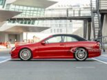 Mercedes CLK DTM AMG Cabriolet Fire Opal Red 66 155x116 for sale: Mercedes CLK DTM AMG Cabriolet in fire red!