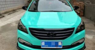 Mint green Hyundai Mistra CDM Tuning 9 310x165 Mint green Hyundai Mistra with shrill CDM tuning!