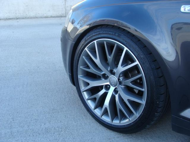 OEM rims Audi Looking for new rims for your vehicle? That is allowed!