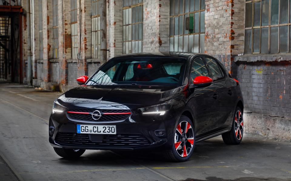"""Opel Corsa Individual special model Tuning 1 Opel Corsa """"Individual"""": New special model at a special price"""