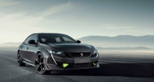 PSE Peugeot 508 Tuning 2021 2 310x165 360 PS in the new Peugeot 508 PSE Plug In Hybrid!