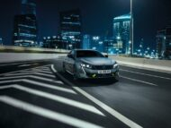 Peugeot 508 PSE Tuning 2021 1 190x143 360 PS in the new Peugeot 508 PSE Plug In Hybrid!