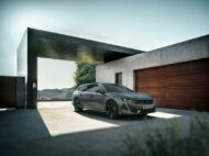 Peugeot 508 PSE Tuning 2021 10 190x142 360 PS in the new Peugeot 508 PSE Plug In Hybrid!