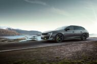 Peugeot 508 PSE Tuning 2021 11 190x127 360 PS in the new Peugeot 508 PSE Plug In Hybrid!