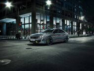 Peugeot 508 PSE Tuning 2021 2 190x143 360 PS in the new Peugeot 508 PSE Plug In Hybrid!