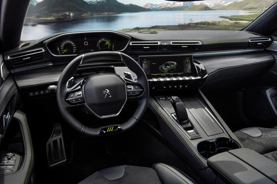 Peugeot 508 PSE Tuning 2021 4 360 PS in the new Peugeot 508 PSE Plug In Hybrid!