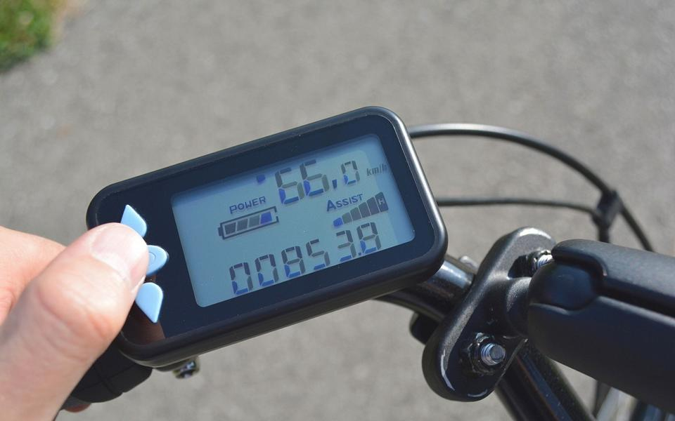 Police E Bike Tuning Speedometer What you can tune on your E Bike and what it can cost!