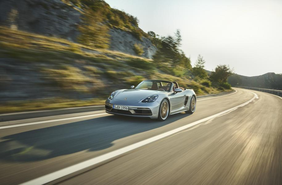 Porsche Boxster 25 years Limited Tuning 2 Porsche Boxster 25 years as a limited anniversary model!