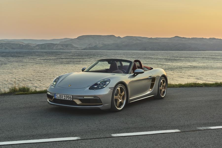 Porsche Boxster 25 years Limited Tuning 6 Porsche Boxster 25 years as a limited anniversary model!
