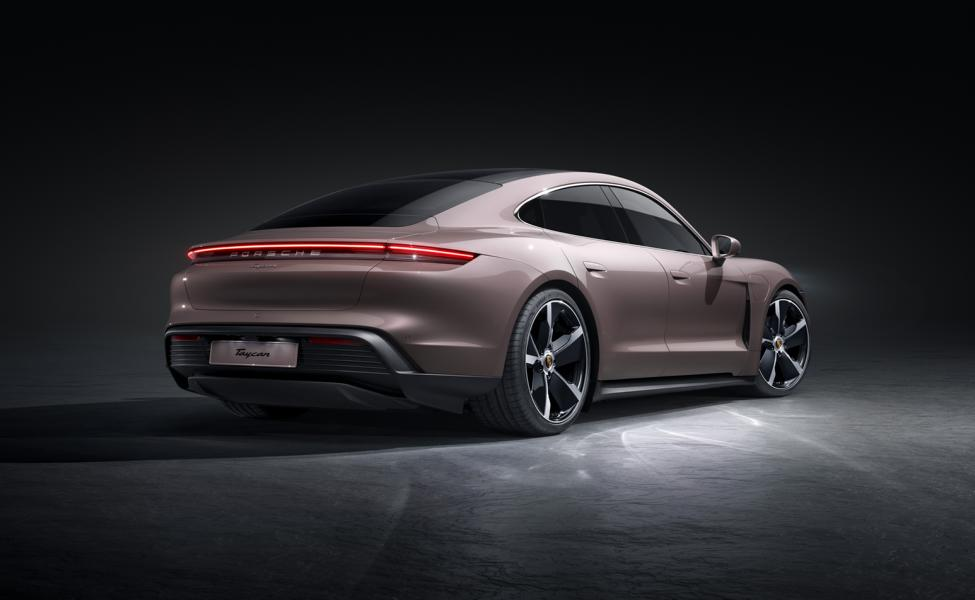 Porsche Taycan 2021 5 base model: Porsche Taycan 2021 now with rear-wheel drive!