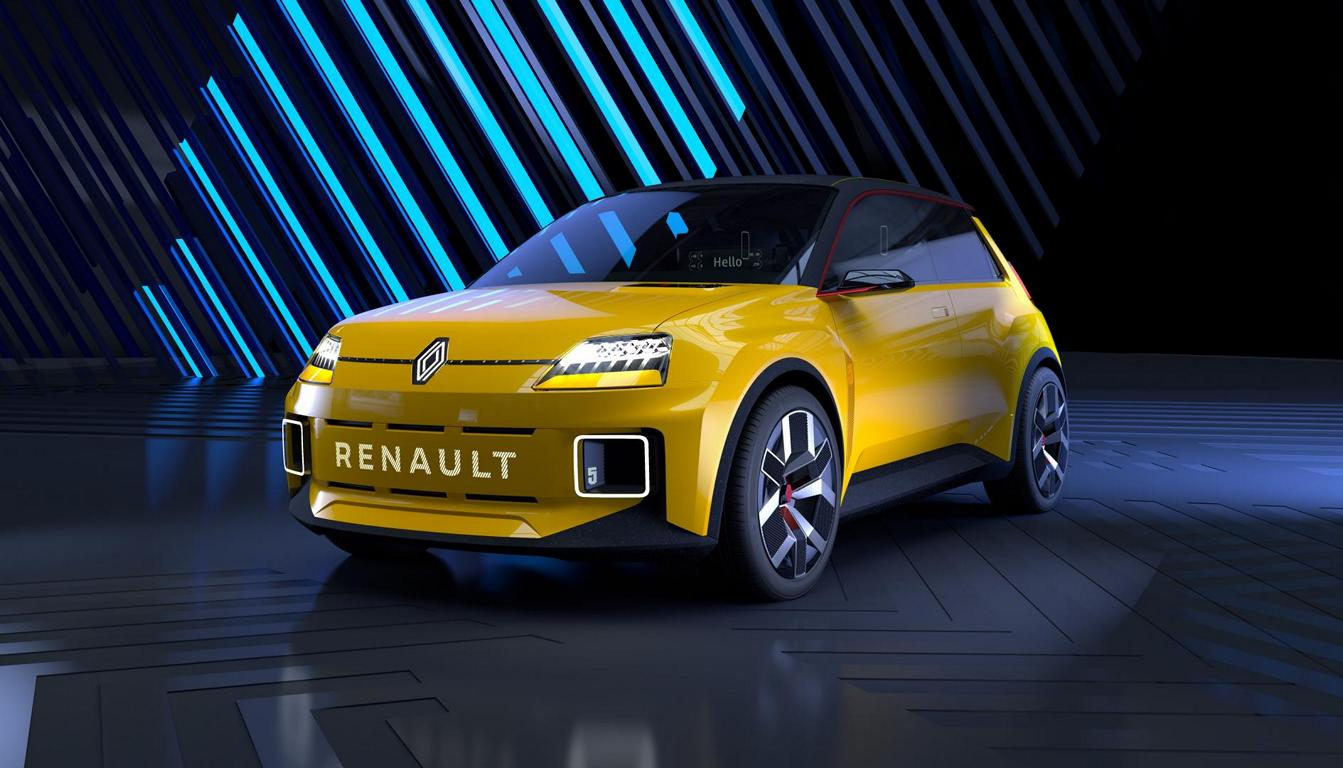 Renault 5 Prototyp R5 Tuning 8 Renault 5 Prototyp! Kommt der R5 als E Auto zurück?