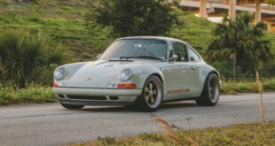 Restomod 1989 Porsche 911 Reimagined by Singer 1 310x165 for sale: 1989 Porsche 911 Reimagined by Singer!