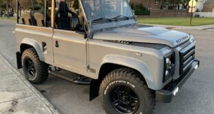 Restomod 1992er Land Rover Defender 6 310x165 675 PS Roush Supercharged 1941 Ford Pickup als Restomod!