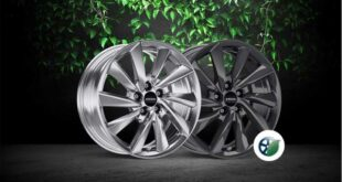 Ronal R70 blu 310x165 World first: CO2-neutral recycling wheel from Ronal!