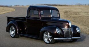 Roush Supercharged 1941 Ford Pickup Restomod Tuning 5 310x165 Heftig   2013 Chevrolet Express Pre Runner als Pickup!