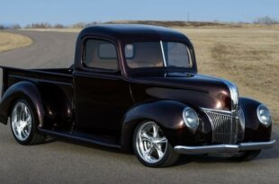 Roush Supercharged 1941 Ford Pickup Restomod Tuning 5 310x205 675 PS Roush Supercharged 1941 Ford Pickup als Restomod!