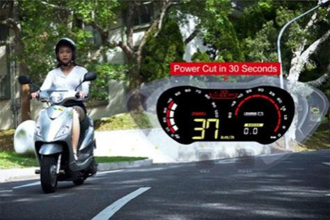 SL BMS battery management SL BMS: self-learning battery management for the scooter!