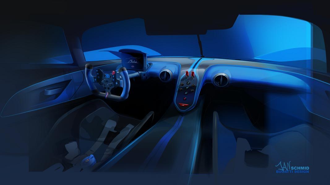 Schoenstes Hypercar Bugatti Bolide 5 Schönstes Hypercar des Jahres: der Bugatti Bolide!