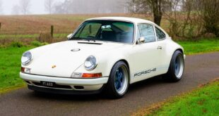 Singer Porsche 911 Restomod 964 Tuning Headr 310x165 Singer Porsche 911 (964) Restomod sold in England!