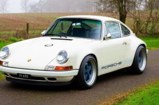 Singer Porsche 911 Restomod 964 Tuning Headr 310x205 Singer Porsche 911 (964) Restomod sold in England!