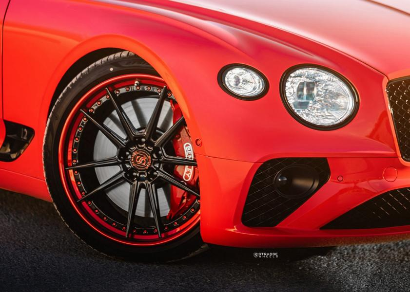 Strasse Wheels SV1 Bentley Continental GT Tuning 13 Mehr US Felgen in Deutschland? JP Performance ist dran!