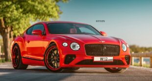Strasse Wheels SV1 Bentley Continental GT Tuning 15 310x165 Too much or just right? Street Wheels Bentley Continental GT!