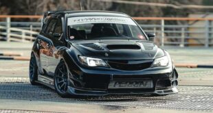 Subaru Impreza WRX STI Widebody Hatchback Header 310x165 +500 PS Subaru Impreza WRX STI Widebody Hatchback!
