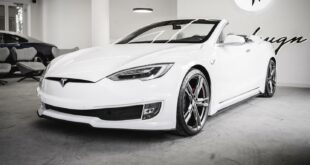 Tesla Model S Convertible Tuner Ares Design Header 310x165 Perfect Tesla Model S Convertible from Tuner Ares Design!
