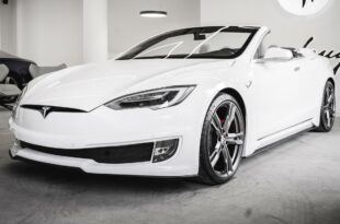 Tesla Model S Convertible Tuner Ares Design Header 310x205 Perfect Tesla Model S Convertible from Tuner Ares Design!