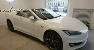 Tesla Model S Cabriolet conversion 1 310x165 A Tesla Model S as a convertible conversion? Why not!