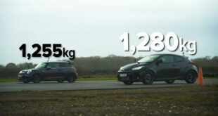Toyota GR Yaris vs. MINI JCW GP 310x165 Video: BMW 340i Drag Race vs. M5 Performance (F90)!