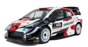 Toyota Gazoo Racing Yaris WRC 1 310x165 Toyota Gazoo Racing Yaris WRC in the new racing look!