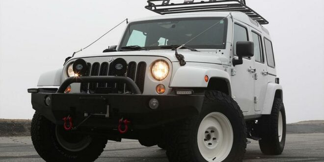 True North Jeep Wrangler SUV bald auch mit V8-Power!