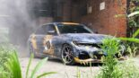 Tuning BMW 3er Li G28 full wrap 6 155x87 Heaven and Hell BMW 3er Li (G28) with extreme change!