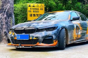 Tuning BMW 3er Li G28 full wrap header 310x205 Heaven and Hell BMW 3er Li (G28) with extreme change!