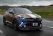 Aggressive Race-Car Optik am TRD Toyota C-HR Hybrid?