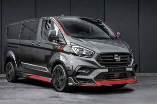 Tuning Widebody Ford Custom X Final Edition Tourneo Carlex Design 1 310x205 Ford Custom X Final Edition Tourneo von Carlex Design!