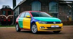 VW Polo Harlequin 2034 Netherlands Homage Tuning 310x165 Comeback? VW Polo Harlequin (2021) from the Netherlands!