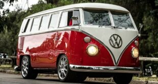 VW T2 Restomod Carrera 4 Bus Tuning Swap 7 310x165 675 PS Roush Supercharged 1941 Ford Pickup als Restomod!